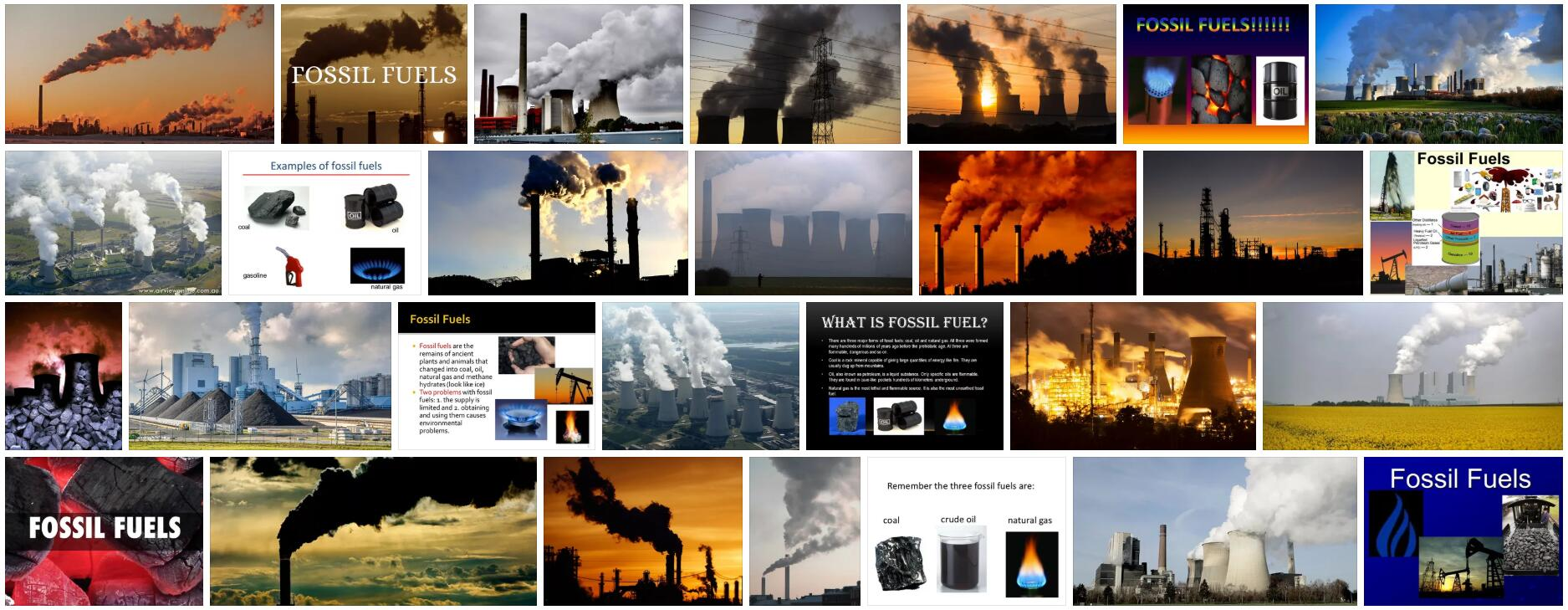 What is fossil fuel