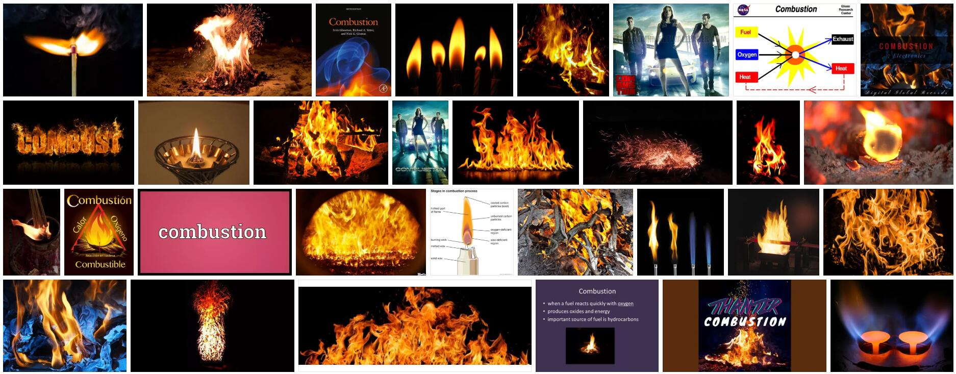What is Combustion