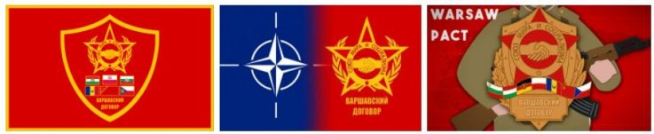 WP-Warsaw Pact